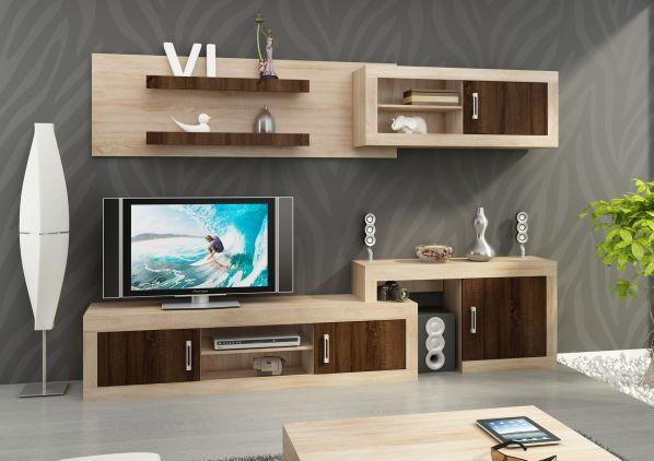 Obývací stěna Verin 1