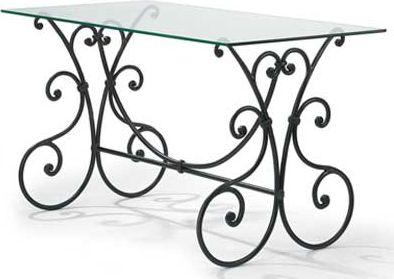 Kovaný stůl Forte
