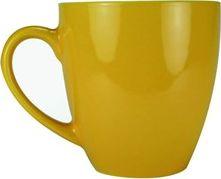 BANQUET Hrnek Bulby žlutý