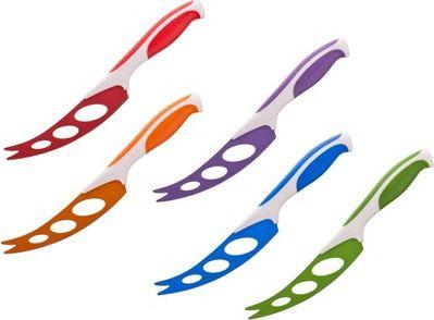 BANQUET nůž na sýr s nepřilnavým povrchem 4,5'', 12cm, 21,5cm Symbio NEW, MIX