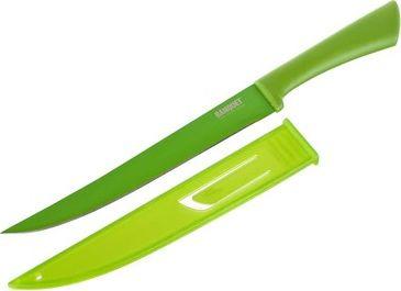 Fotografie BANQUET Porcovací nůž s nepřilnavým povrchem 33,5cm Flaret Verde