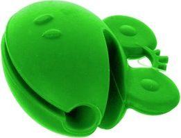 BANQUET Silikonové držáky na vařečky 9x8,2x4,2 cm CULINARIA green