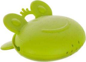 BANQUET Silikonový odšťavovač na citrusy žabák 8x7x4cm CULINARIA green