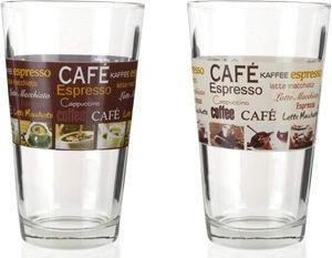BANQUET Sklenice CAFE 455ml assort