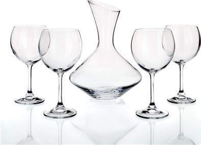 BANQUET Vínový set 5d.Crystal