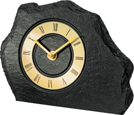 Břidlicové stolní hodiny 1105 AMS 20cm