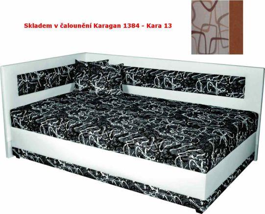 Čalouněná postel Andra 2, 110x200cm