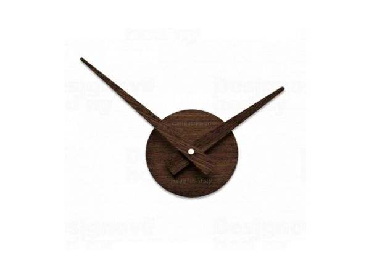 Designové hodiny 10-311 CalleaDesign Botticelli piccolo natur 32cm (více dekorů dýhy)