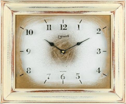 Designové nástěnné hodiny 01829 Lowell 35cm
