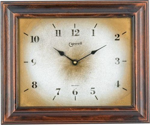 Designové nástěnné hodiny 01830 Lowell 35cm