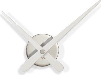 Designové nástěnné hodiny Nomon Axioma L white small 37cm