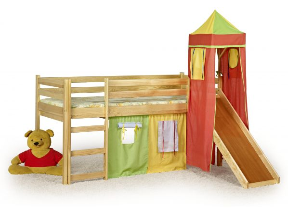 Dětská patrová postel Flo