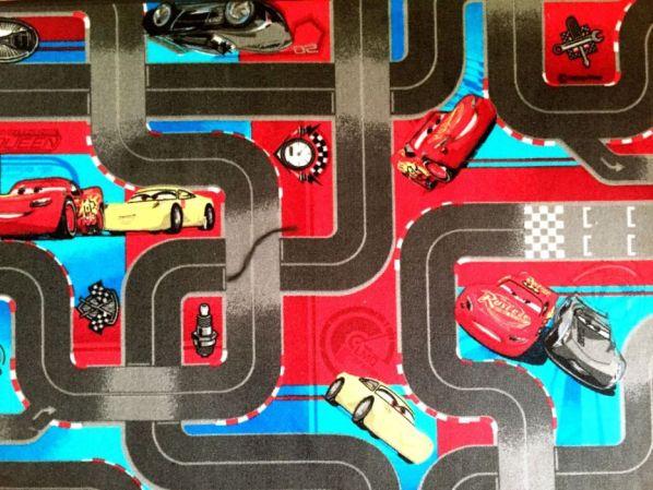 Dětský koberec Cars 3