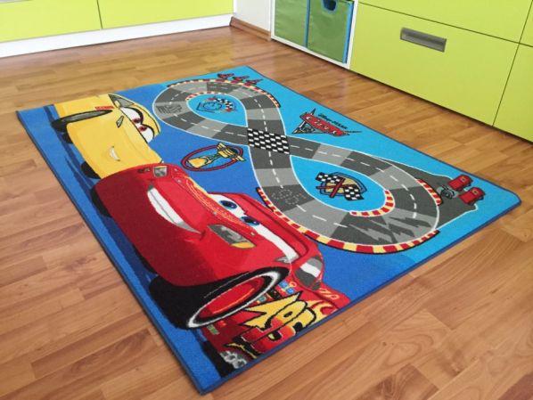 Dětský koberec Cars III 01 Speedway