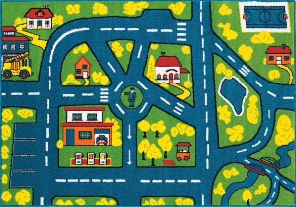 Dětský koberec Joker 10
