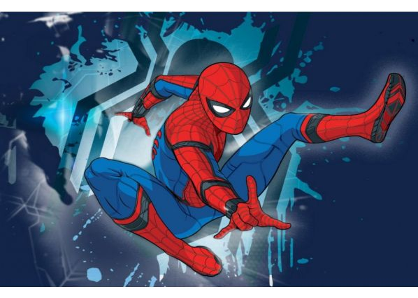 Dětský koberec Spider Man 01 Action