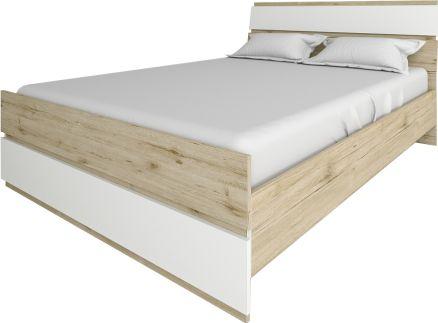 Dvoulůžková postel Laura 160