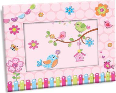 Foto rámeček, ptáčci