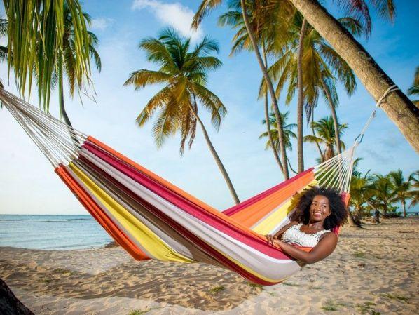 Houpací síť Barbados Acerola