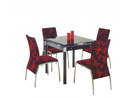 Jídelní stůl Kent černý