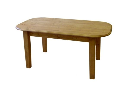 Jídelní stůl - oválný 2
