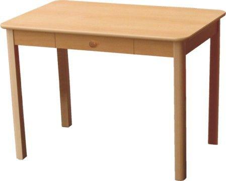 Jídelní stůl se zásuvkou JS4NŠ 110x70 cm