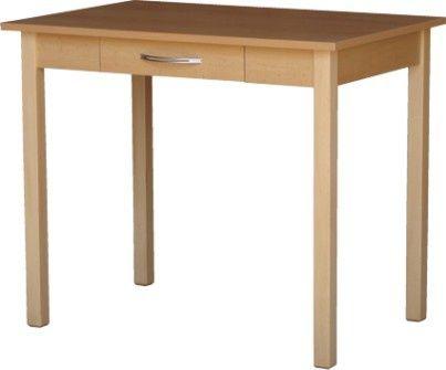 Jídelní stůl se zásuvkou JSHŠ 90x60 cm