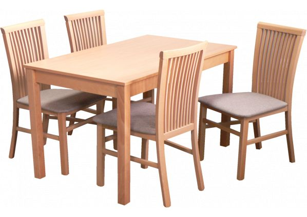 Klasický jídelní stůl, typ S