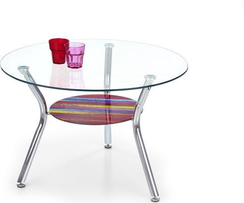 Konferenční stolek Becky, multicolor