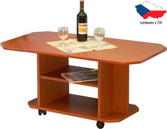 Konferenční stolek K55 s kolečky