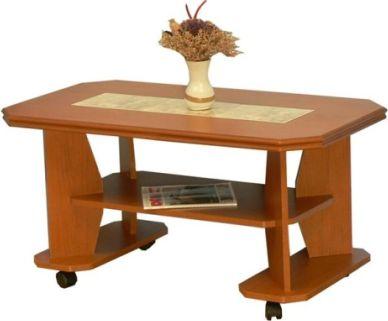 Konferenční stolek KD 38 dlažba s kolečky