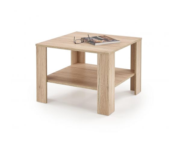 Konferenční stolek Kwadro Kwadrat, dub sanremo