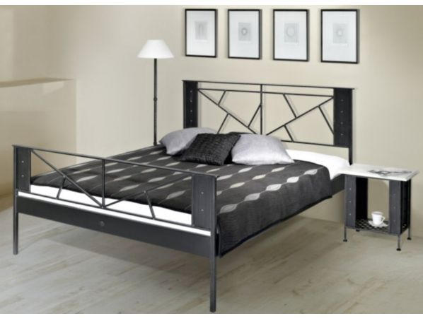 Kovaná postel VALENCIA 0467