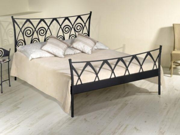 Kovová postel RONDA 0410