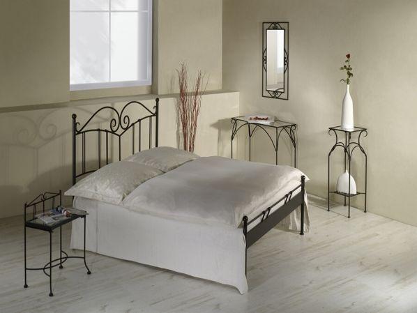 Kovová postel SARDEGNA 0439