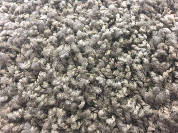 Kusový koberec Color Shaggy šedý