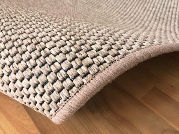Kusový koberec Nature světle béžová 200 x 300 cm