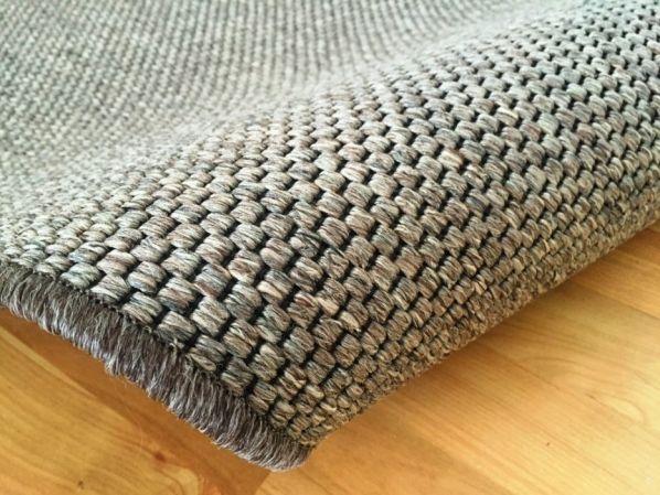 Kusový koberec Nature tmavě béžová 200 x 300 cm