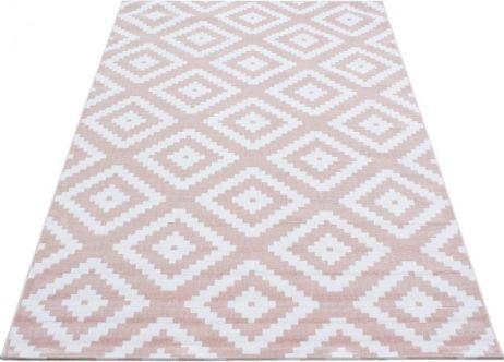 Kusový koberec Plus 8005 pink