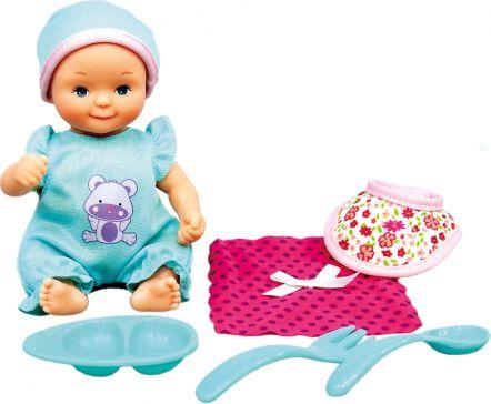 Mini Baby set, modrý