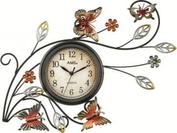 Nástěnné hodiny 9446 AMS 57cm