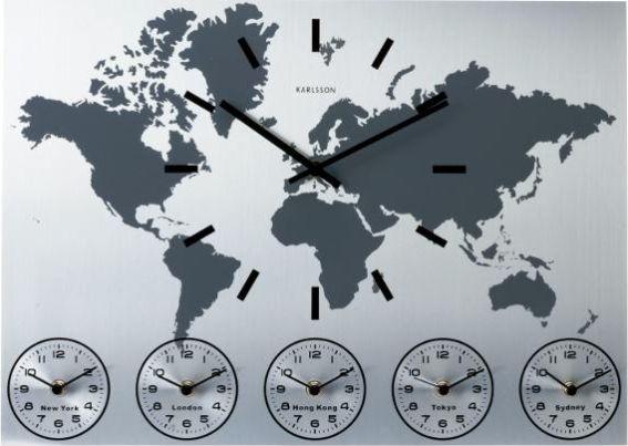 Designové nástěnné hodiny 5069 Karlsson 50cm