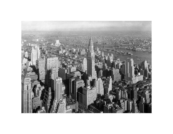 New York roku 1932