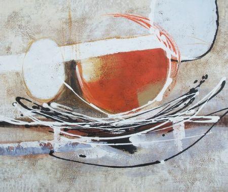 Obraz - Abstraktní slunce