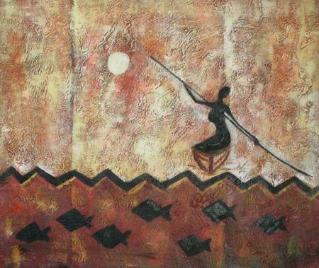 Obraz - Baletka v moři