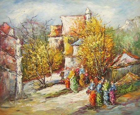 Obraz - Barevný podzim
