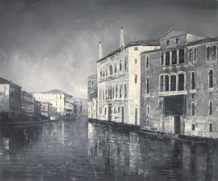 Obraz - Benátky
