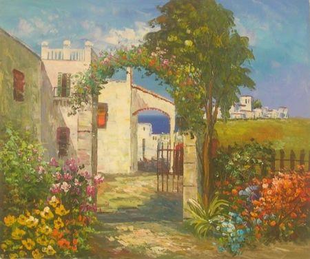 Obraz - Brána do pevnosti
