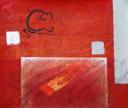 Obraz - Červené snění