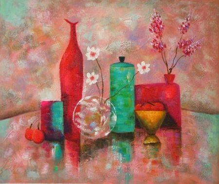 Obraz - Dekorace stolu